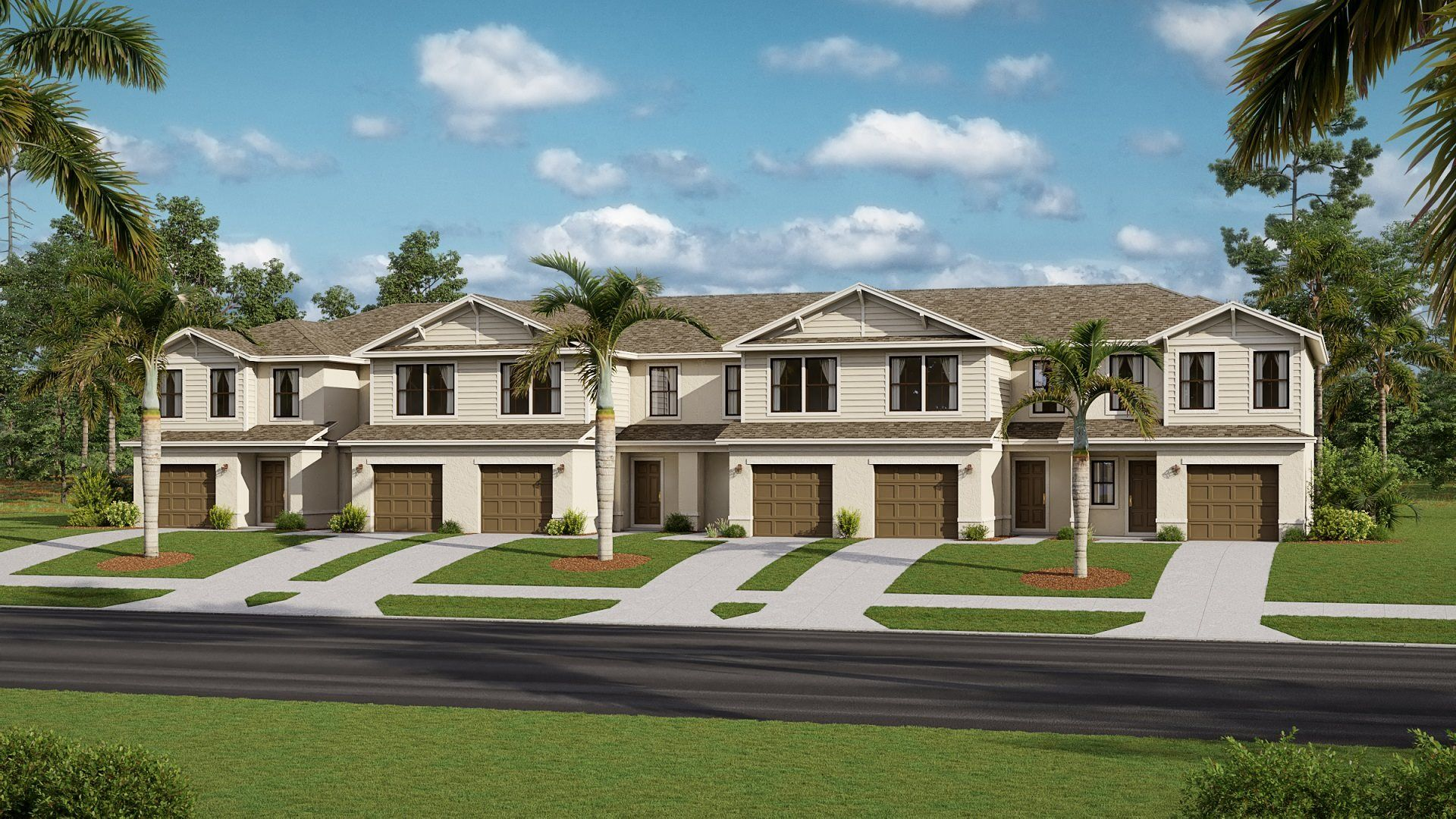 Portico Townhomes
