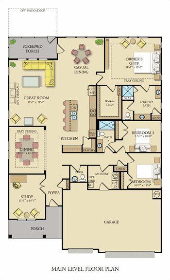 Garland II floorplan