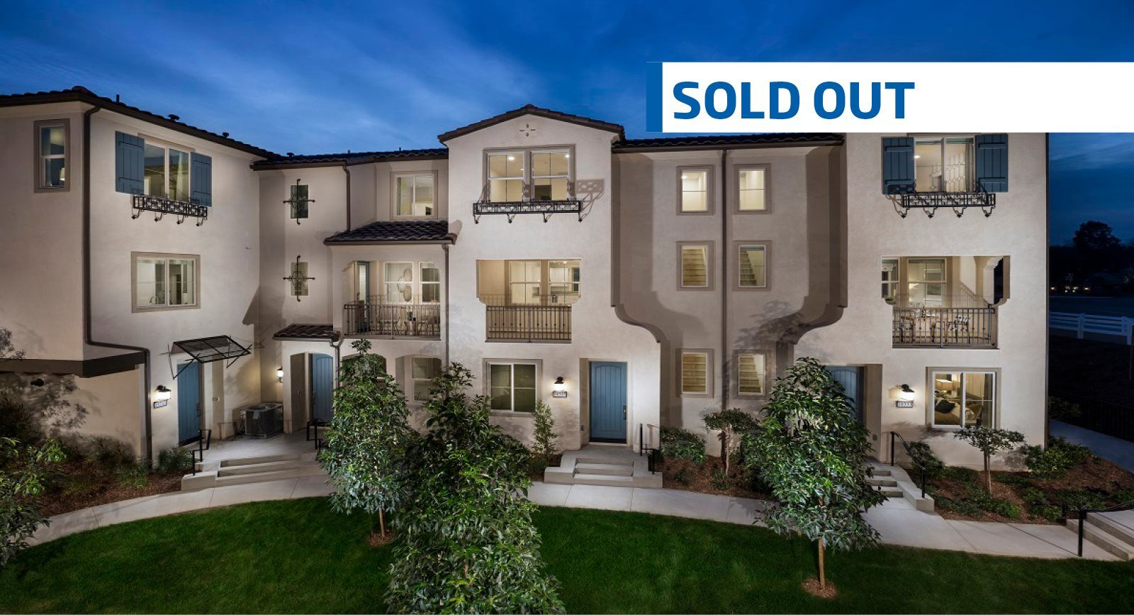 Residence Two Sold Out
