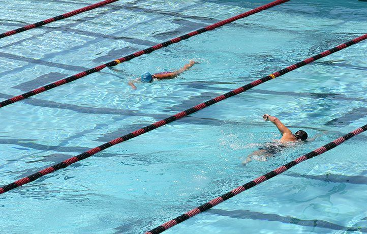 Cool off at the Roseville Aquatic Complex