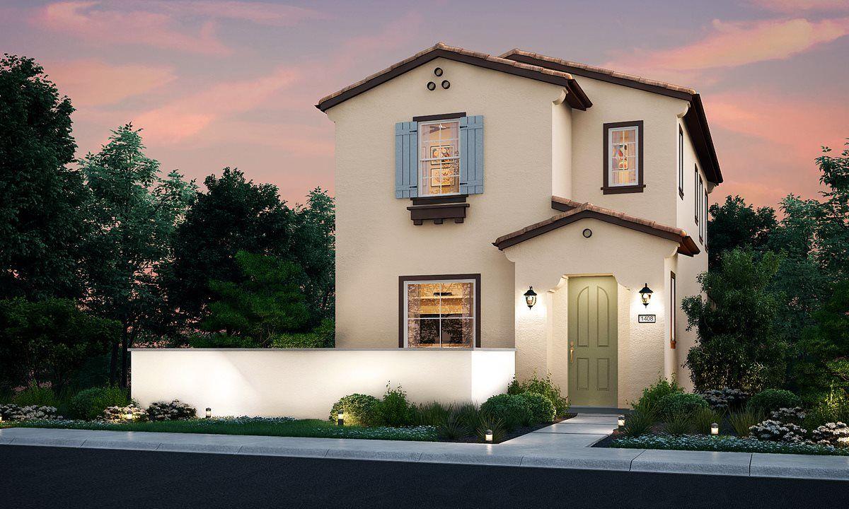 Residence 1408 | Elevation B
