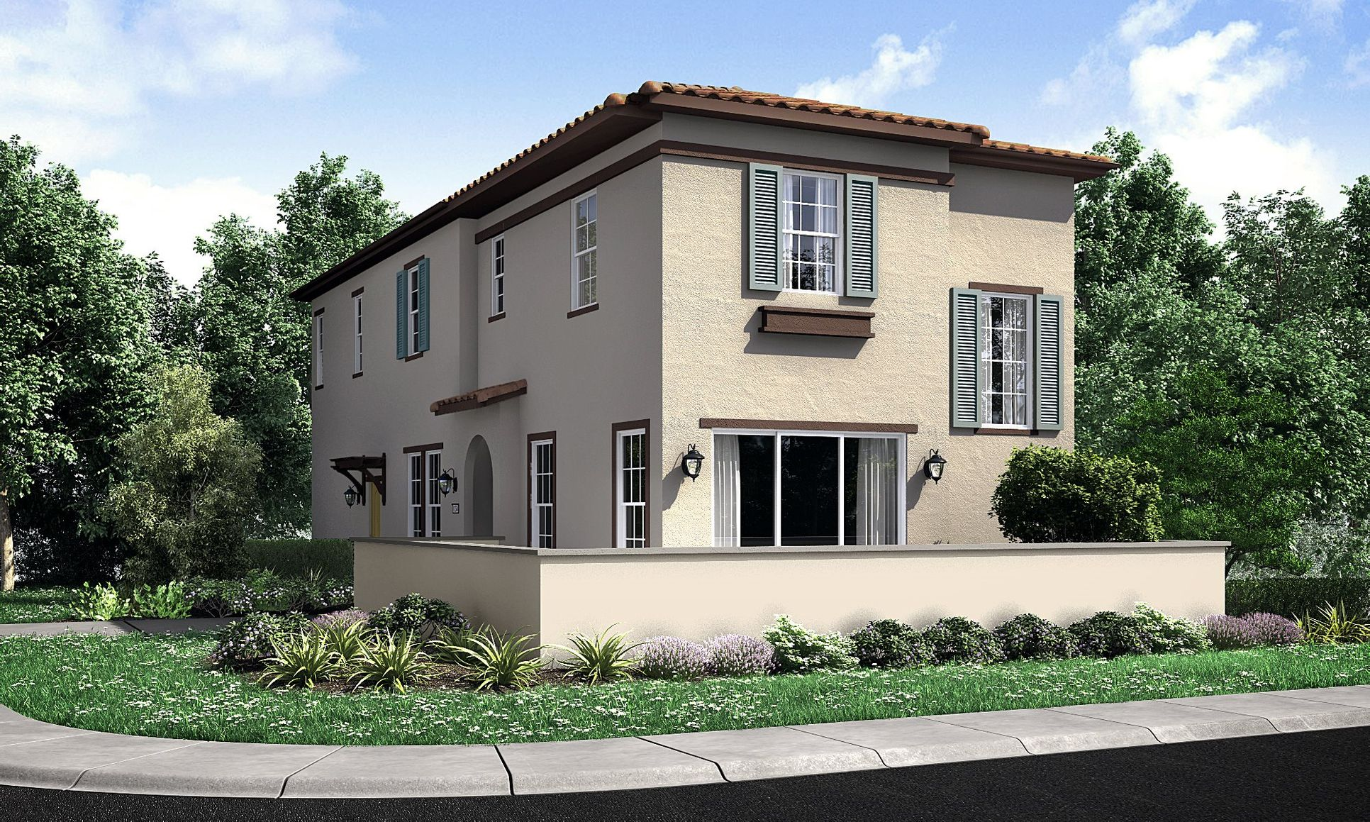 Residence 1892 | Elevation C