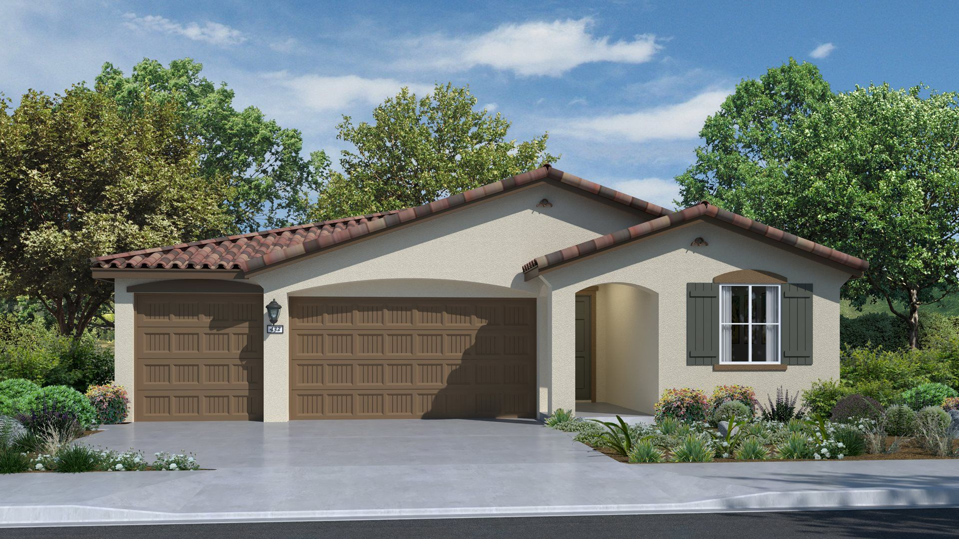 Residence 2197 | Elevation A
