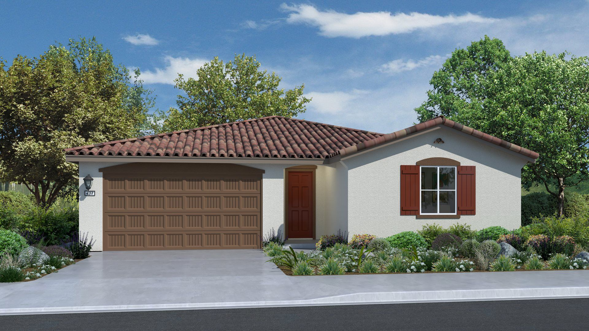 Residence 2427 | Elevation A