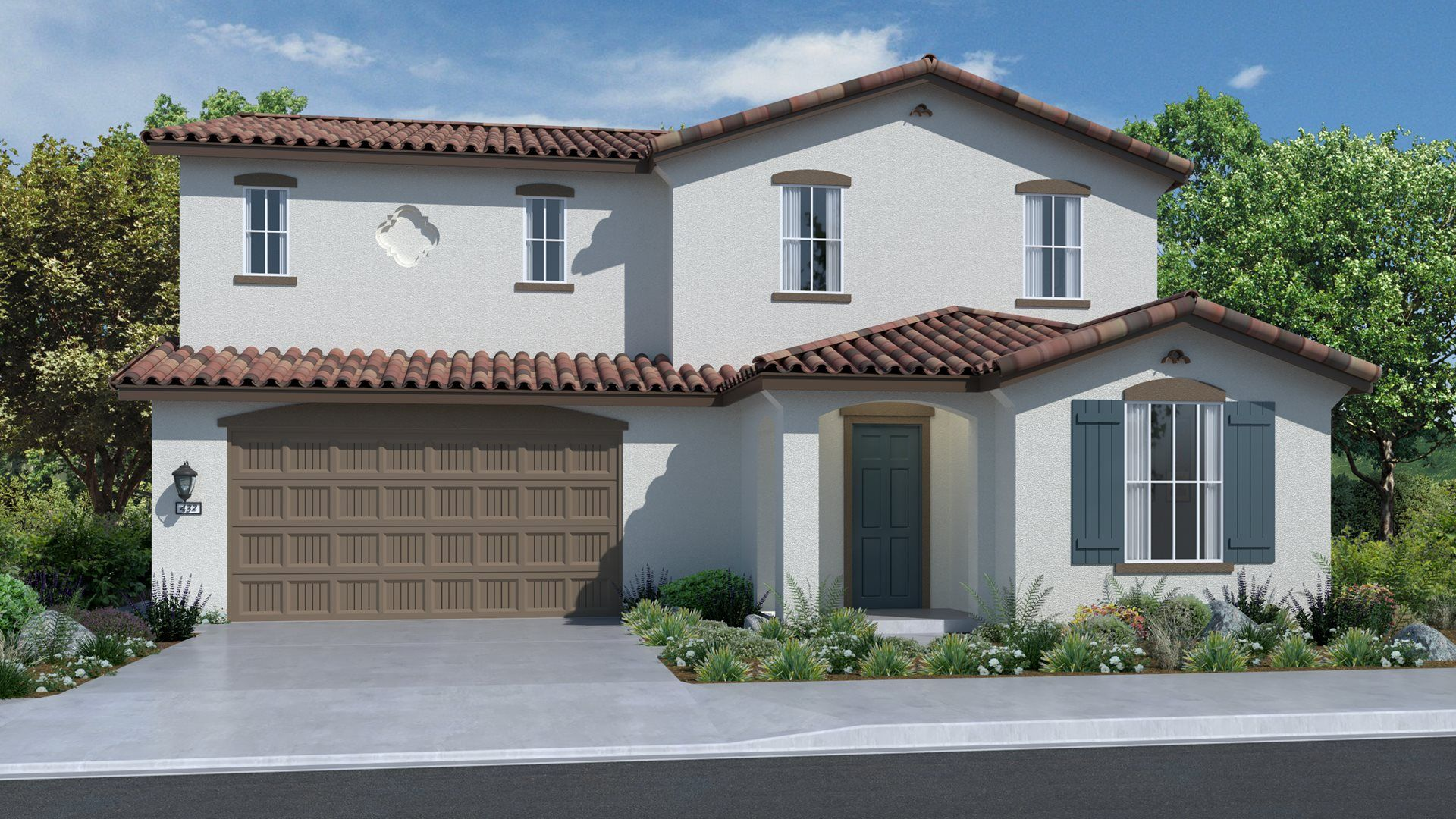 Residence 2789 | Elevation A