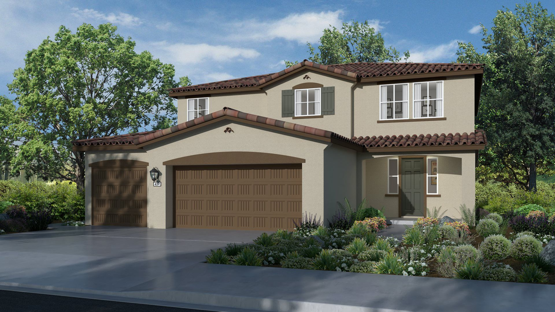 Residence 3569 | Elevation A