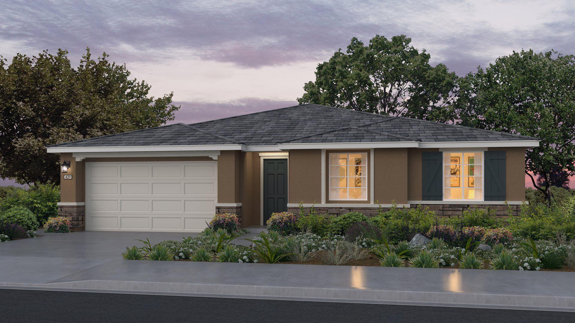 Residence 2362 | Elevation B
