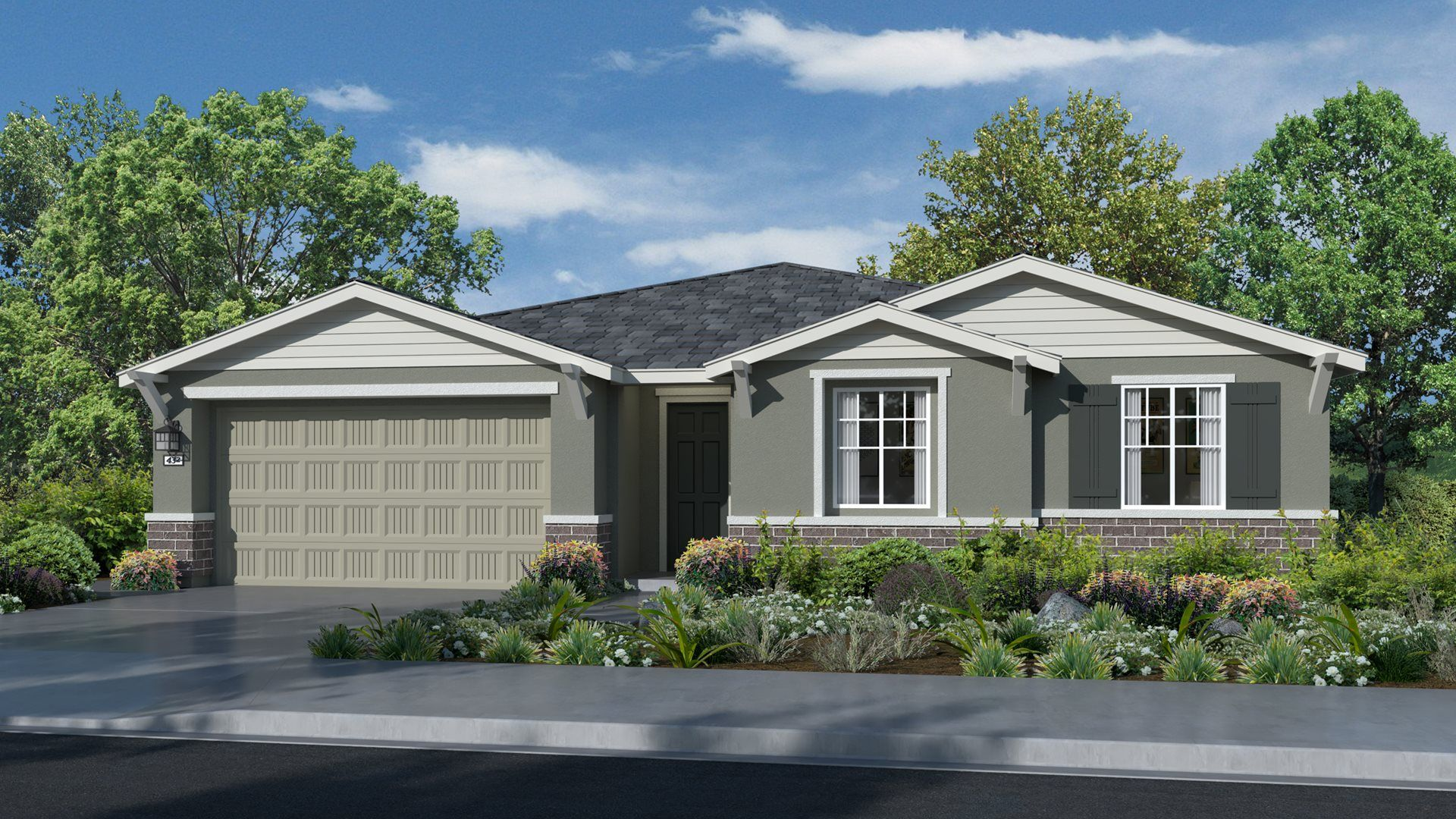 Residence 2362 | Elevation C