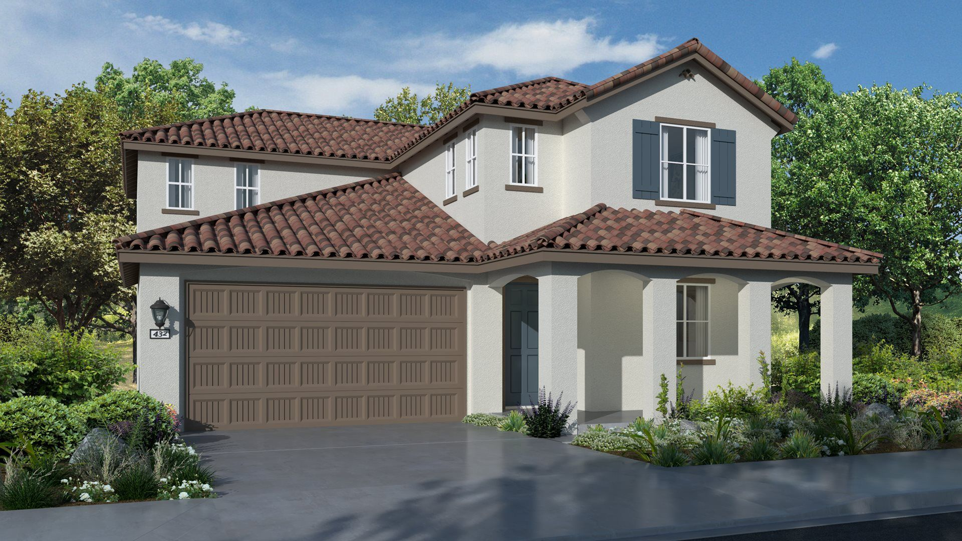 Residence 2713| Elevation A