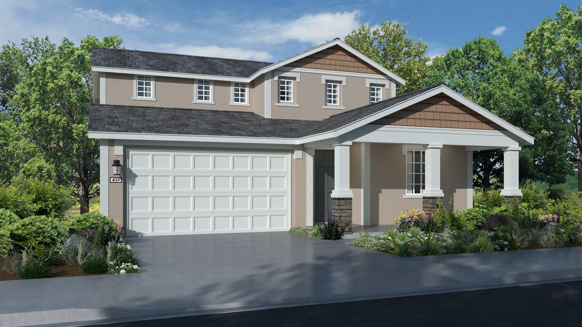 Residence 2403| Elevation C