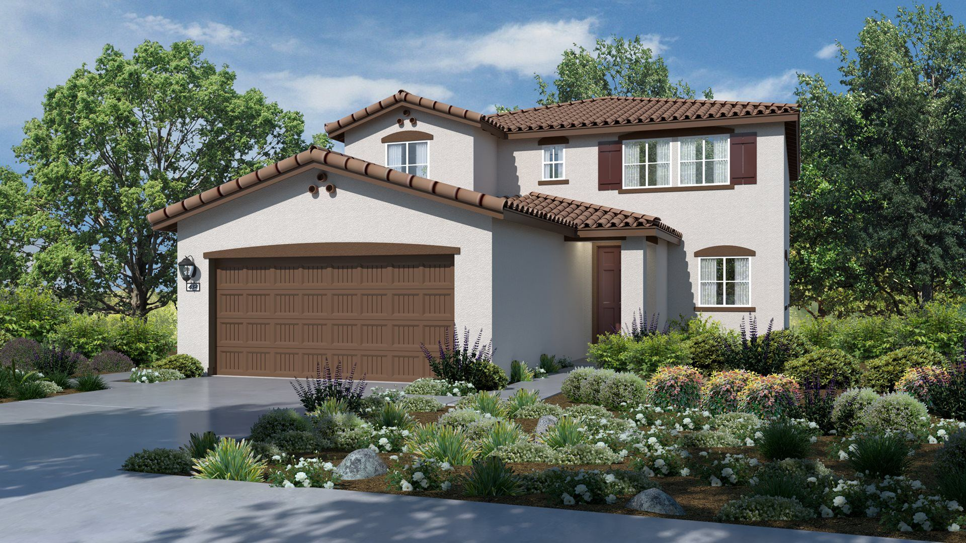 Residence 2536| Elevation A
