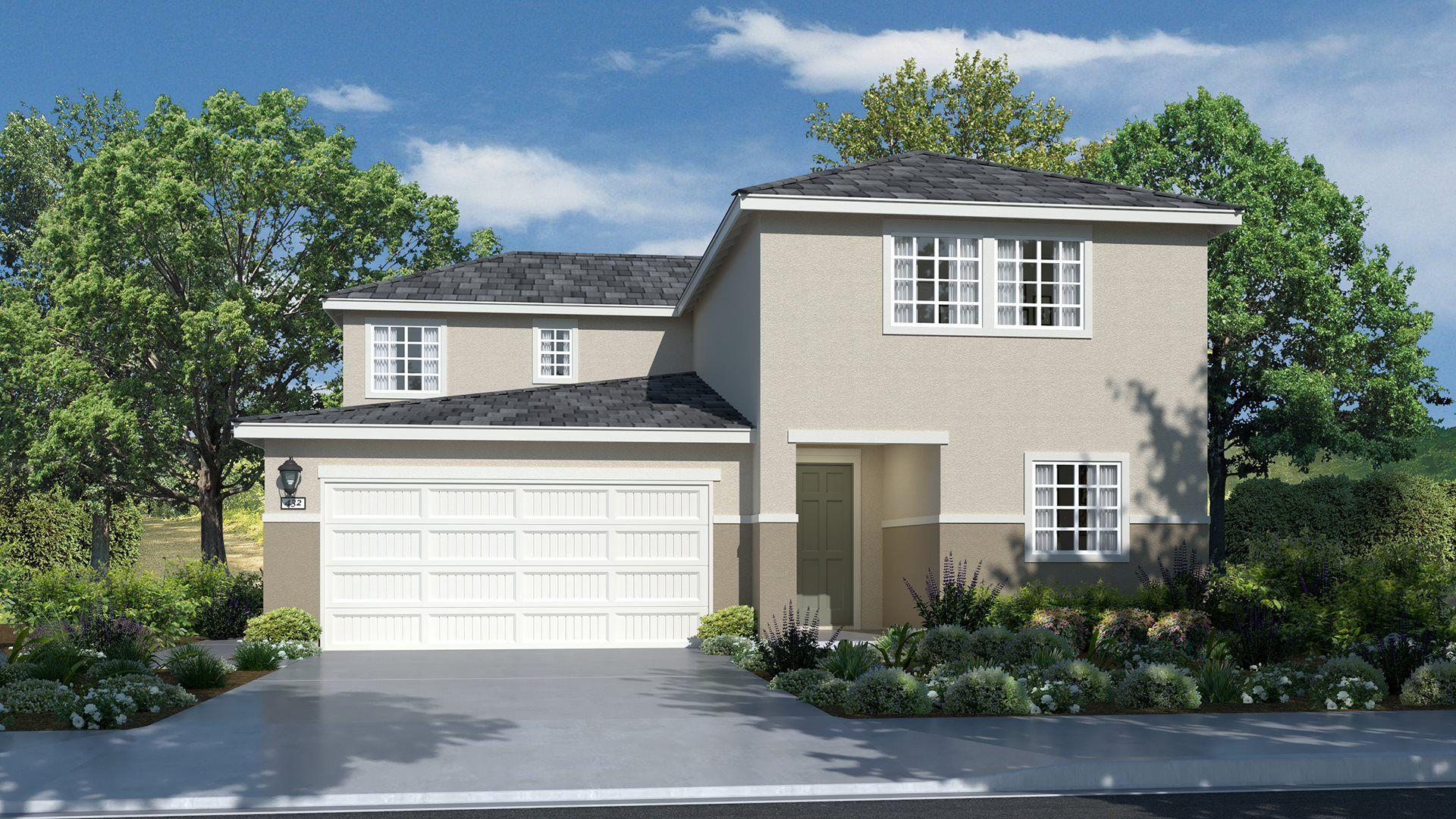 Residence 2410 | Elevation C