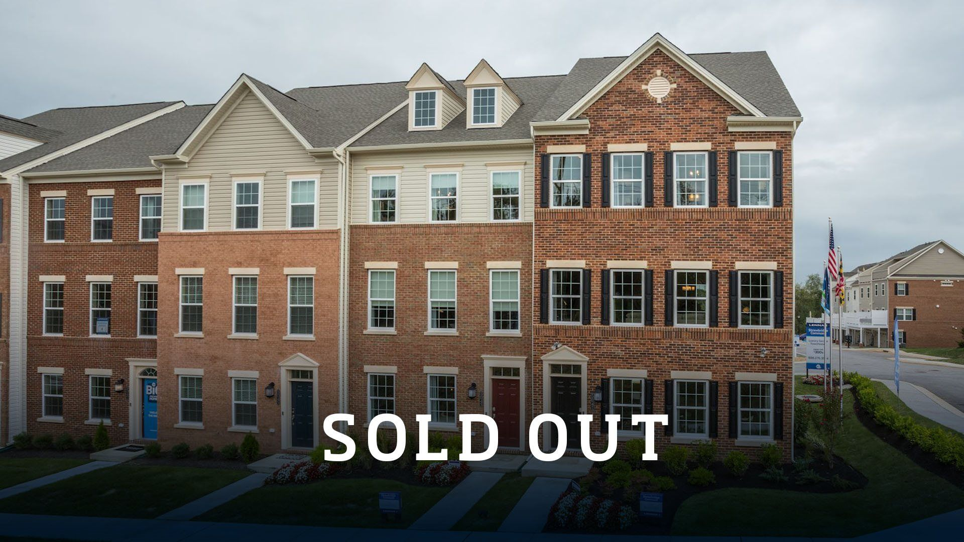 Ellicott | Plan Sold Out