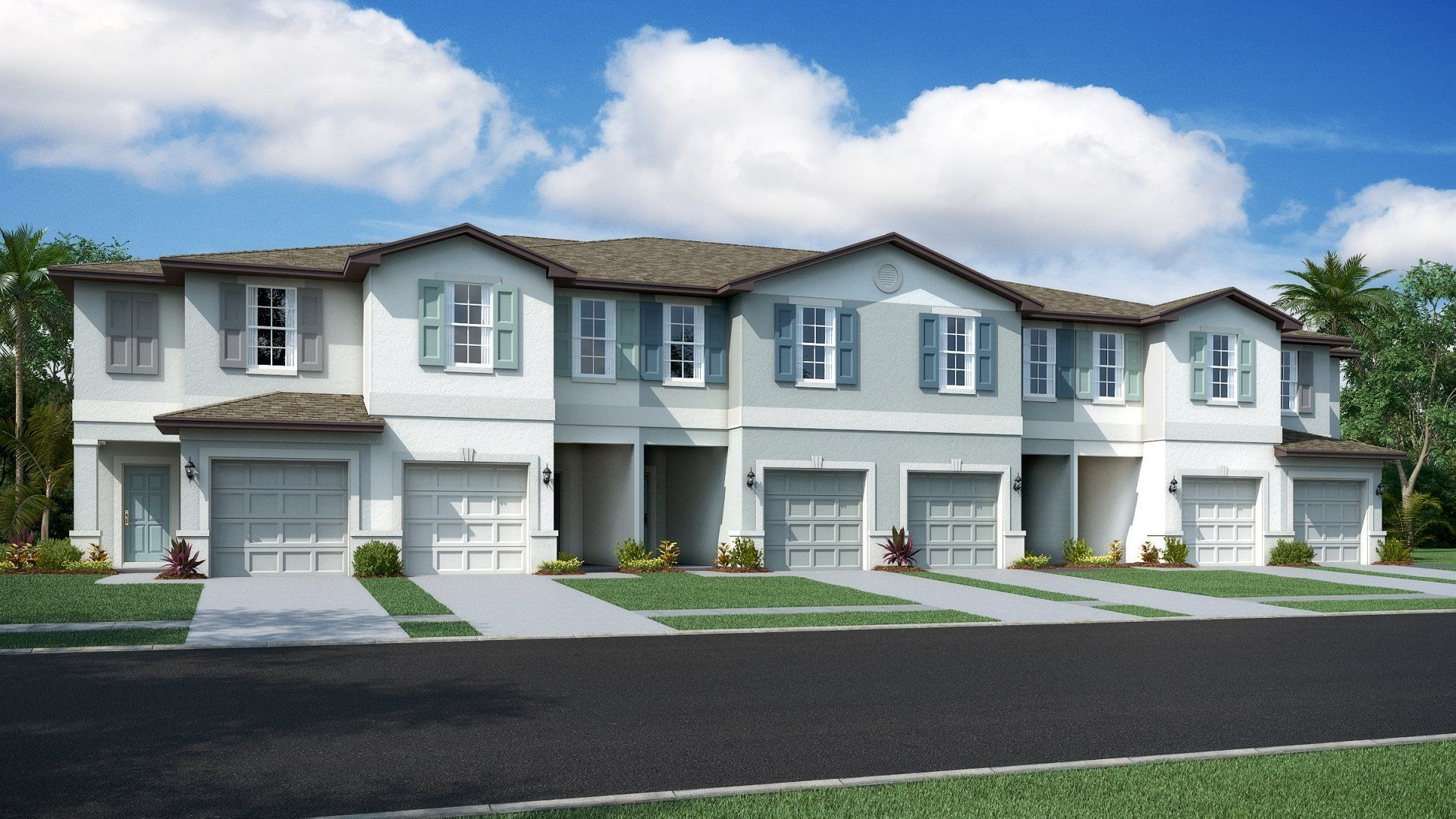 Touchstone Townhomes
