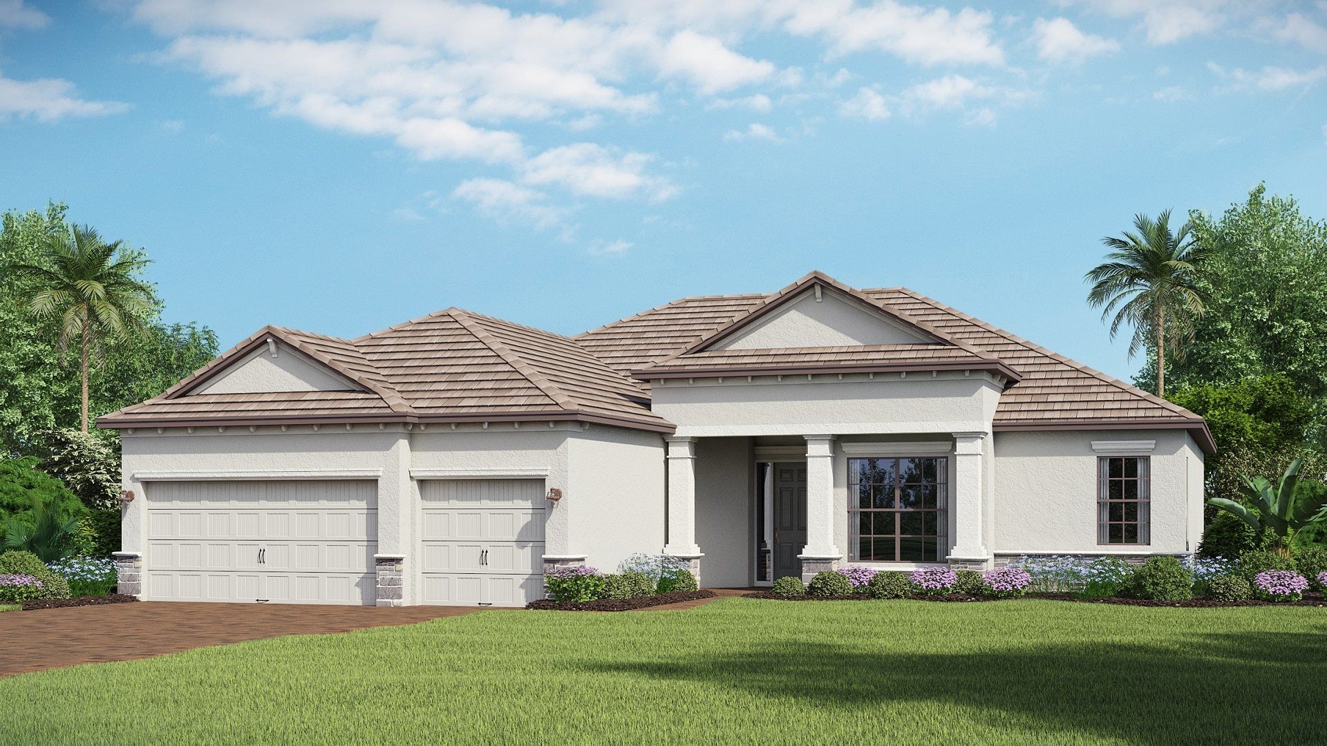 Oakmont II elevation E
