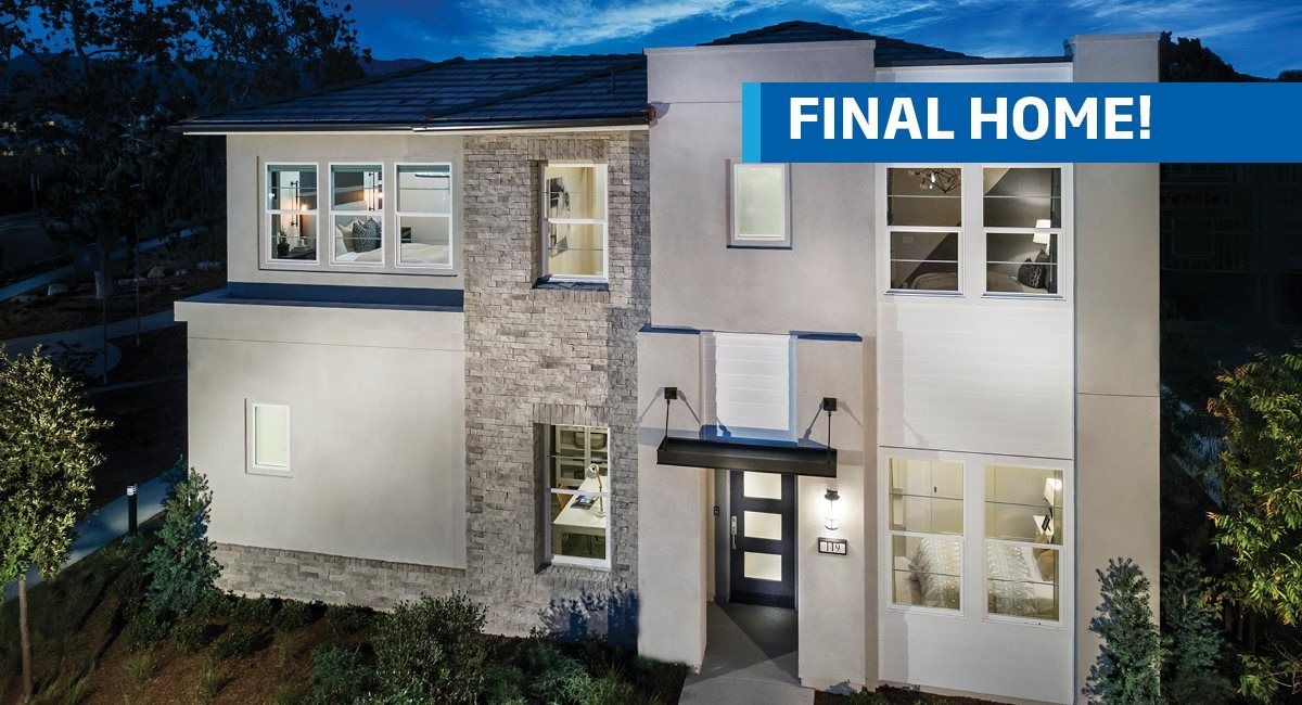 Photo is of Residence 1 Model Home, not the Final:Photo is of Residence 1 Model Home, not the Final Home