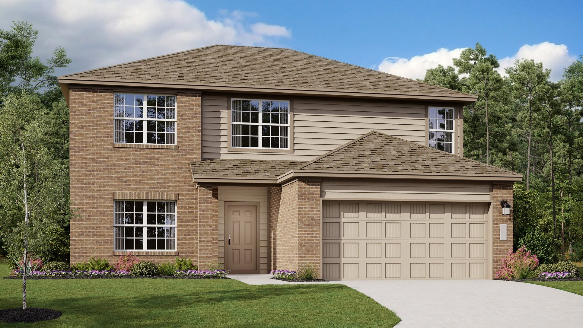 Halstead Elevation A