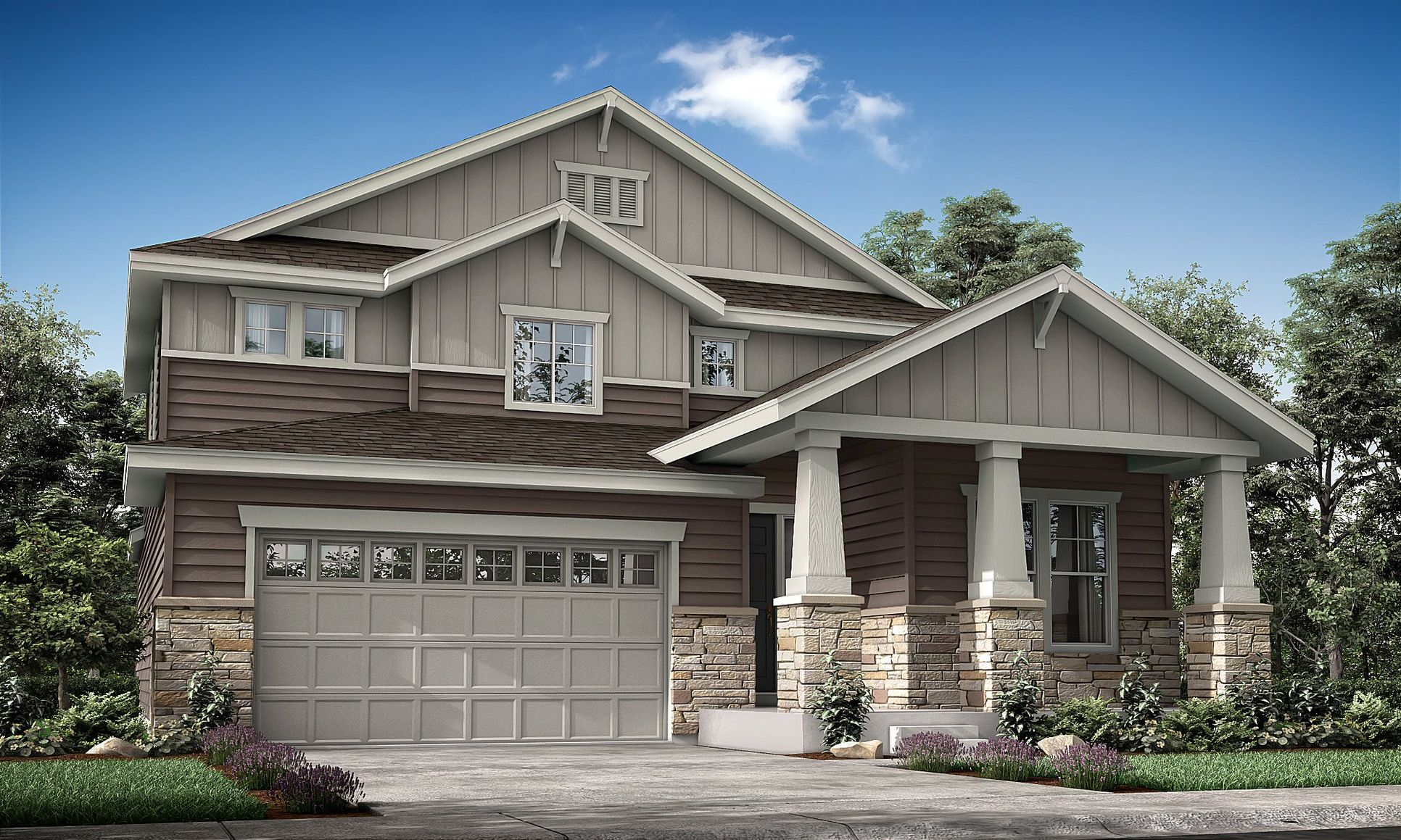 Palisade Park West - The Monarch Collection,80023