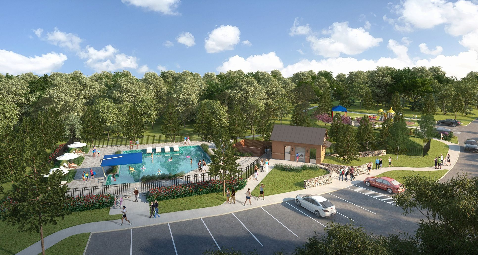 Future Community Pool