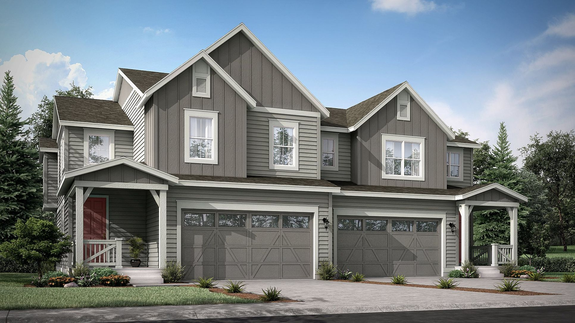 Farm House Elevation