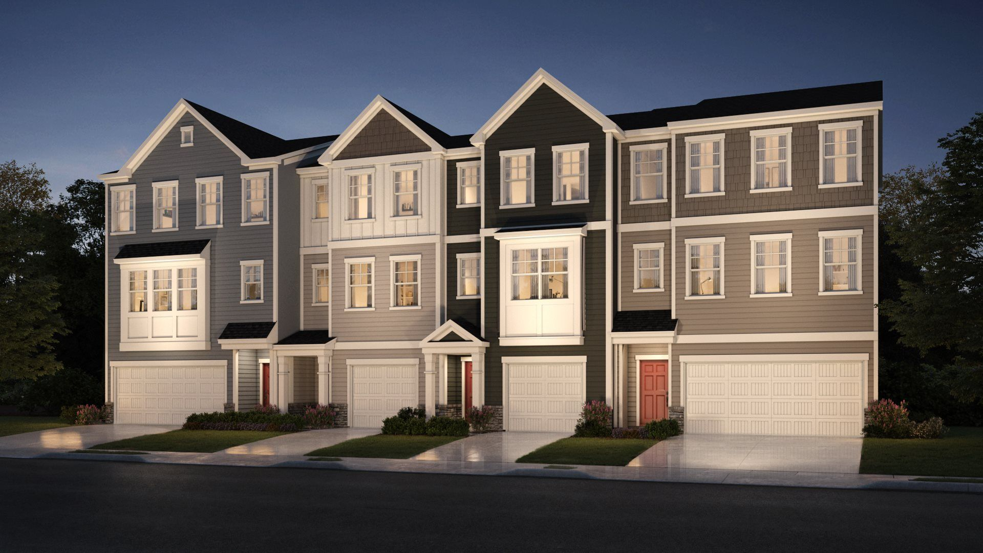 Pointe at Stratford Lakes - New Homes in Durham