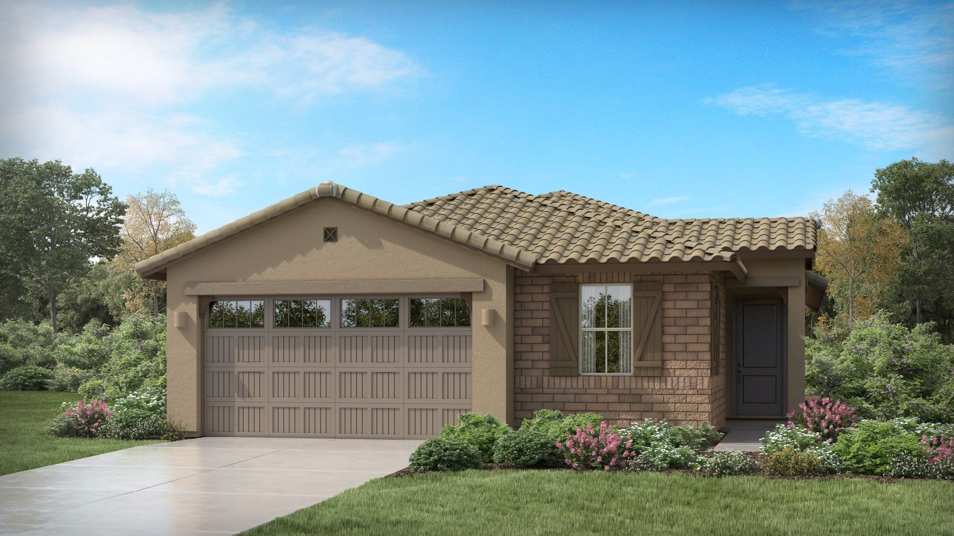 Barbaro Plan 3570 H Ranch Hacienda