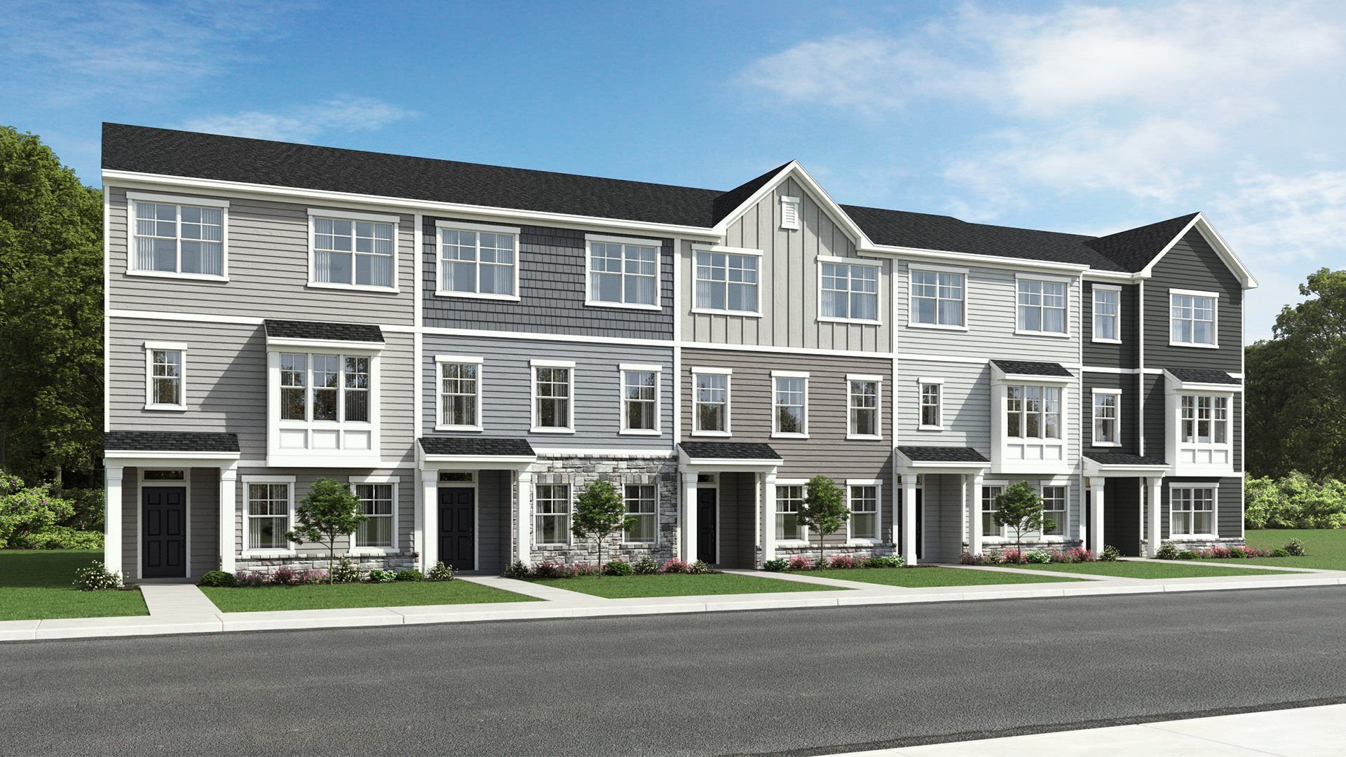 Willows at Traditions - New Townhomes in Wake Forest