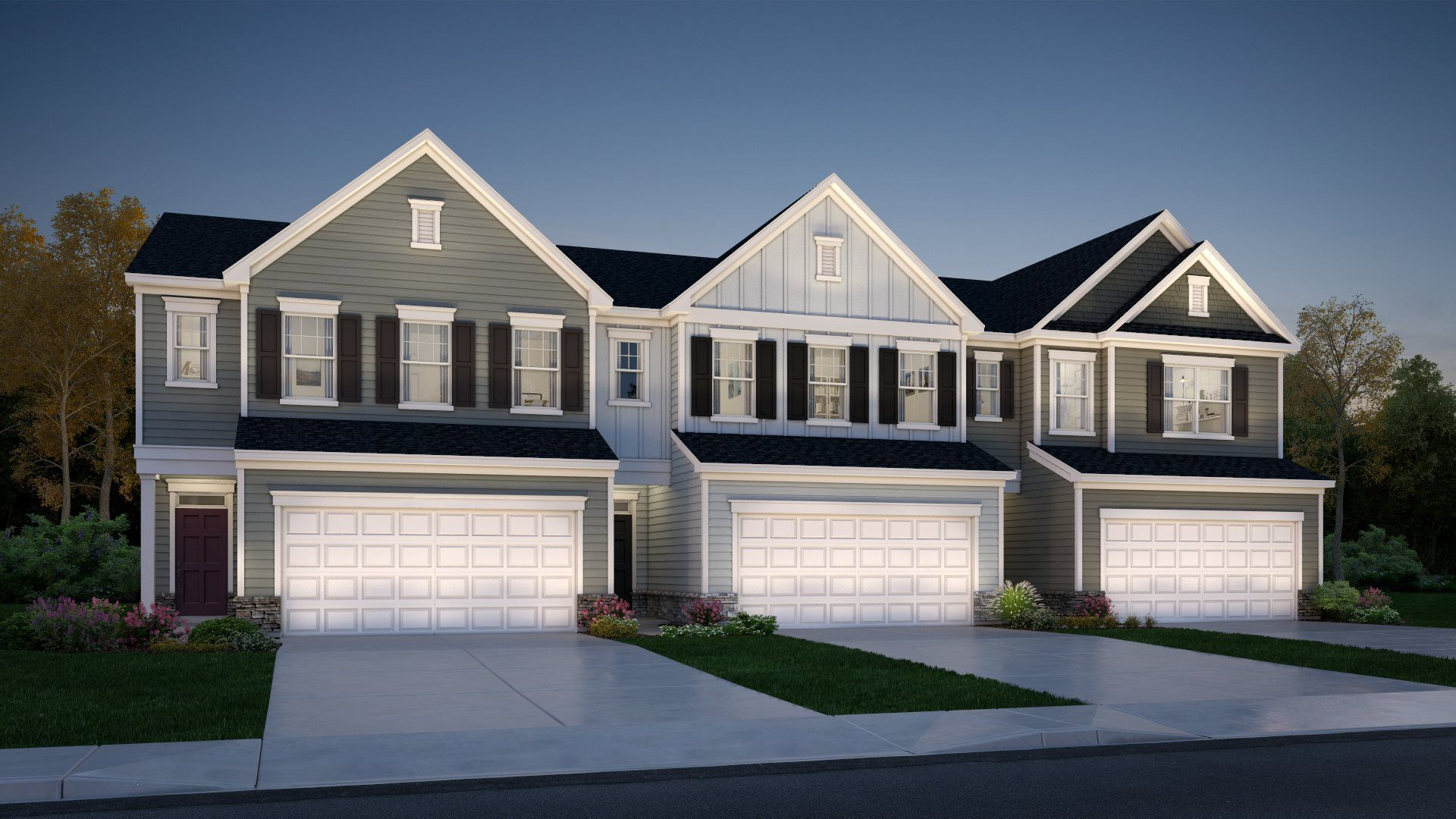 Cadence: Ardmore Collection - New Homes in Raleigh