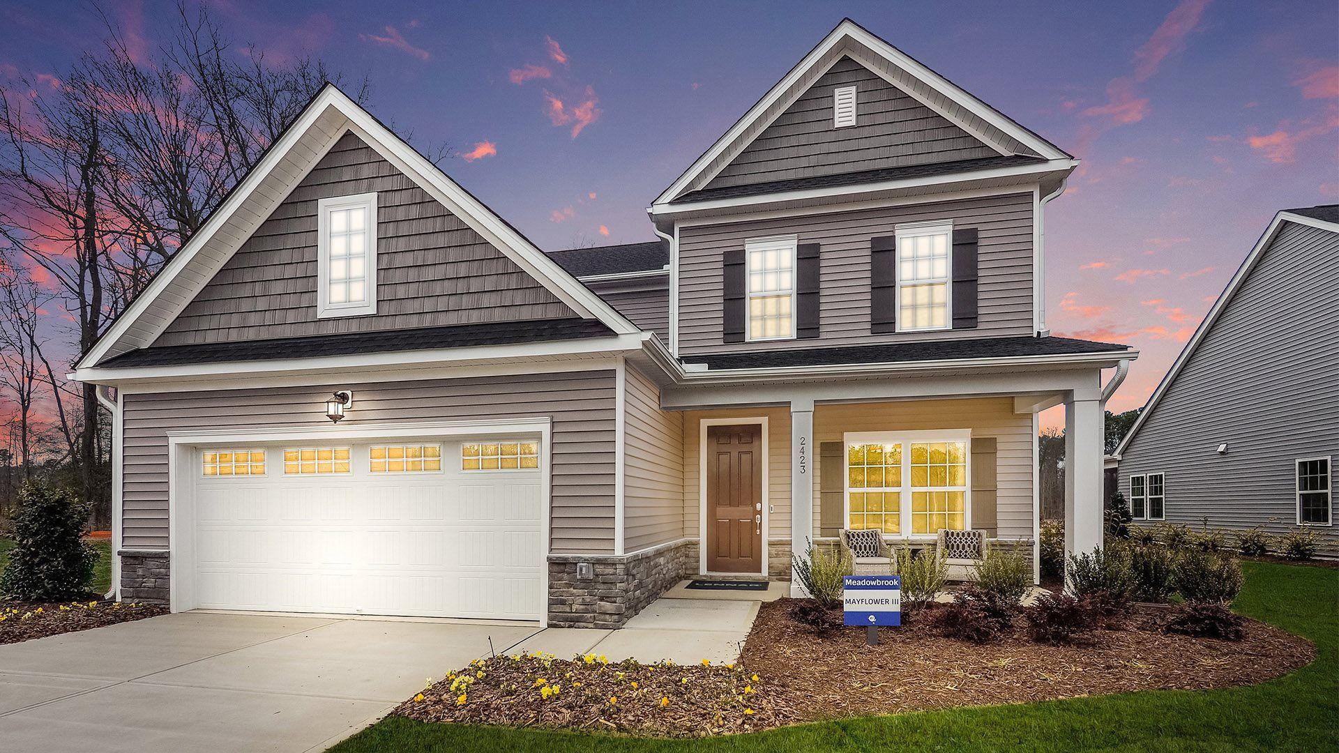 Clifford Glen: New Homes for sale in Garner