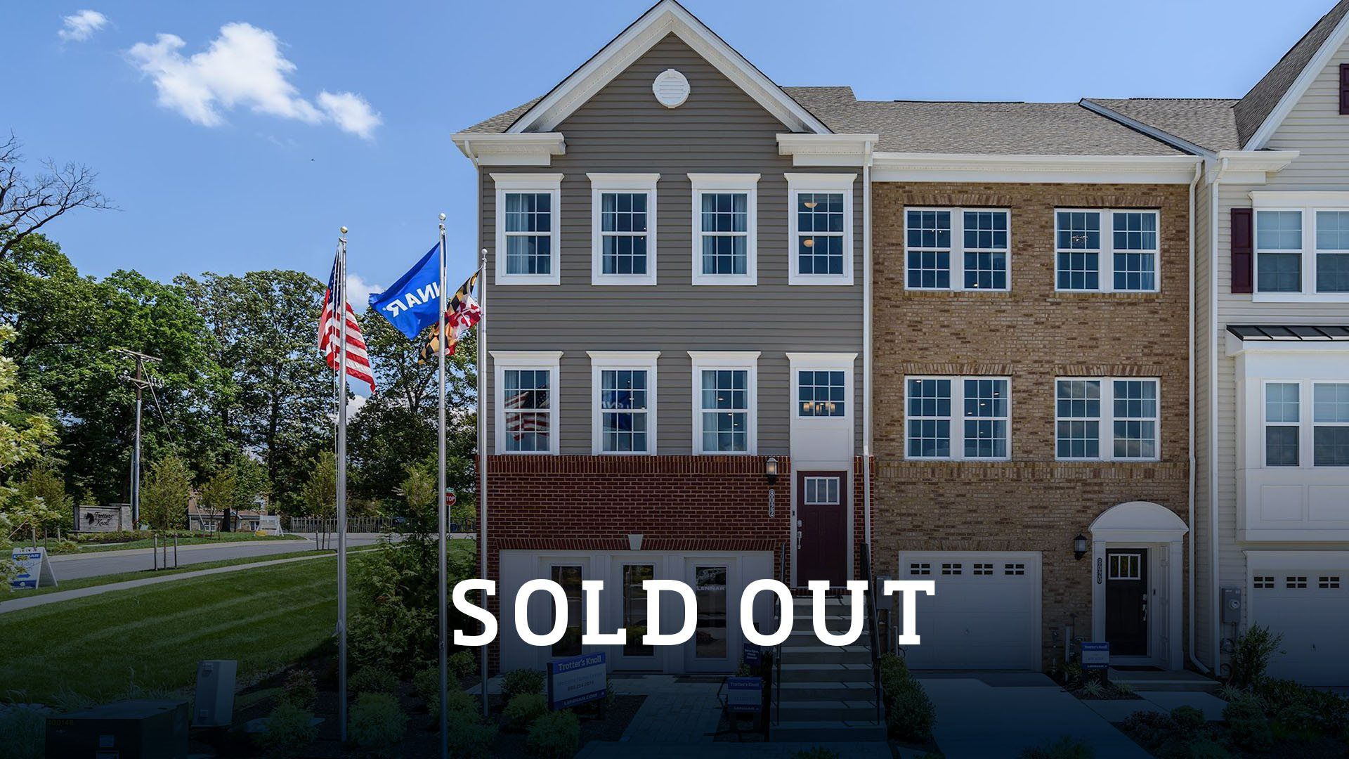 The Ellicott | Sold Out