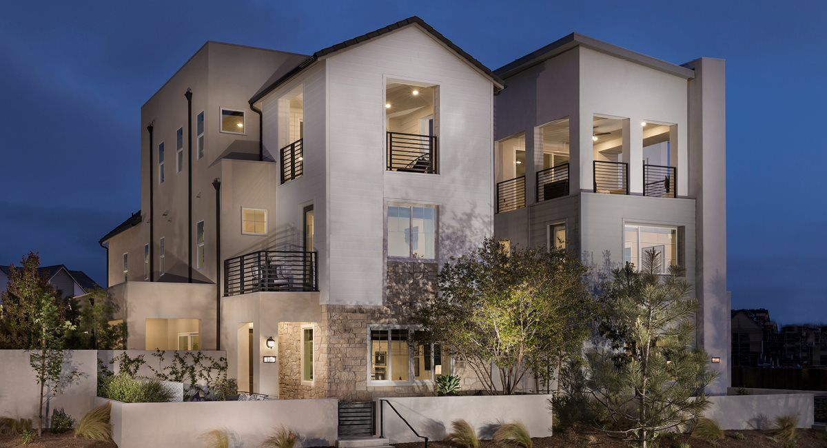 Residence 1X - Elevation C