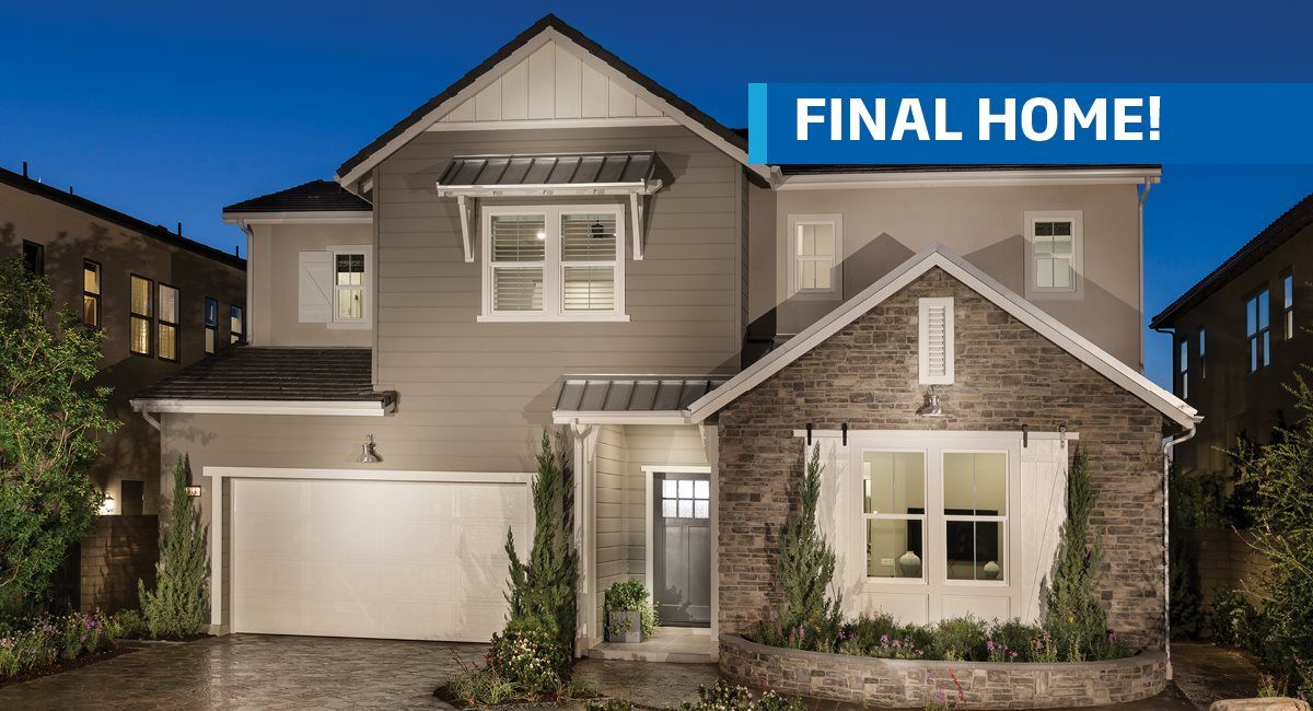 Final Home!