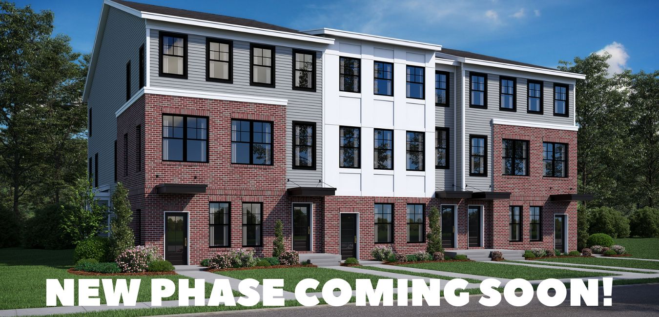 Patriots Square - New Phase Coming Soon!