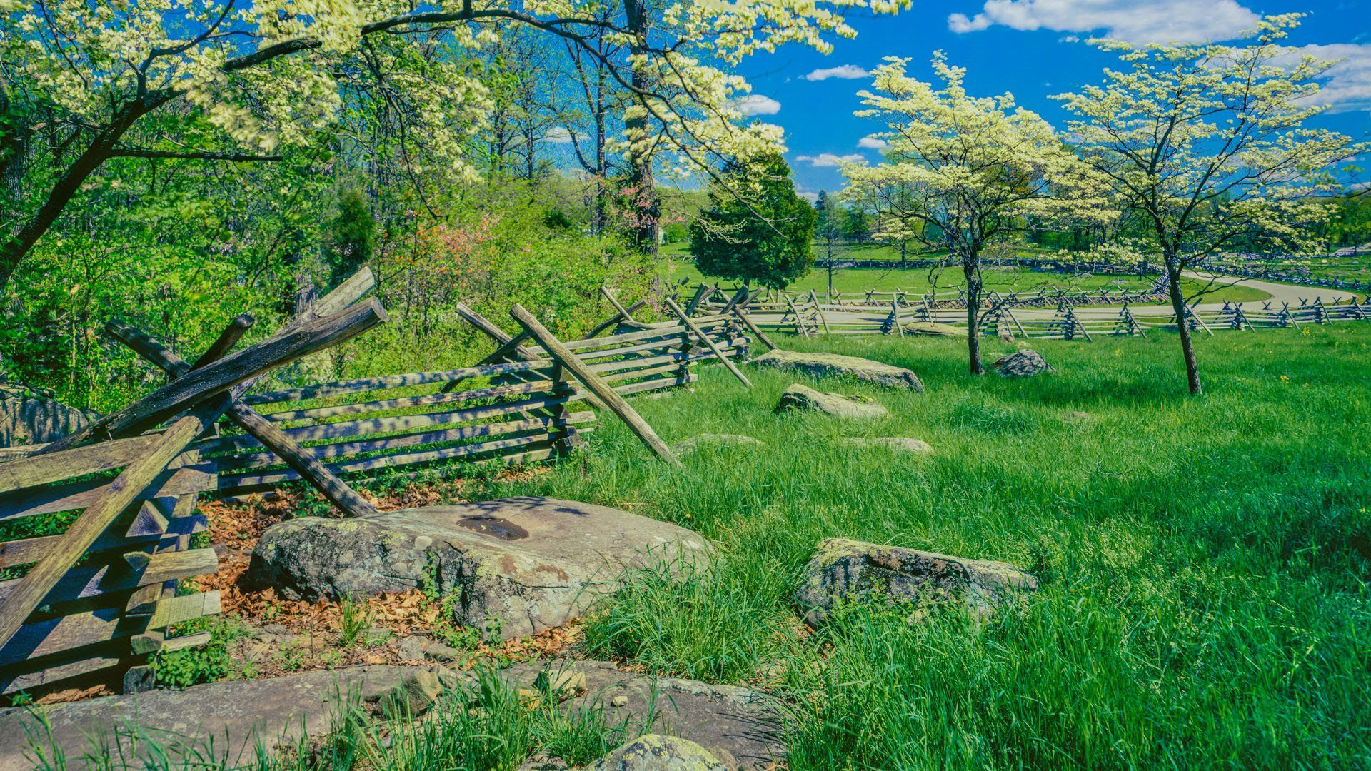 Nearby | Gettysburg National Military Park