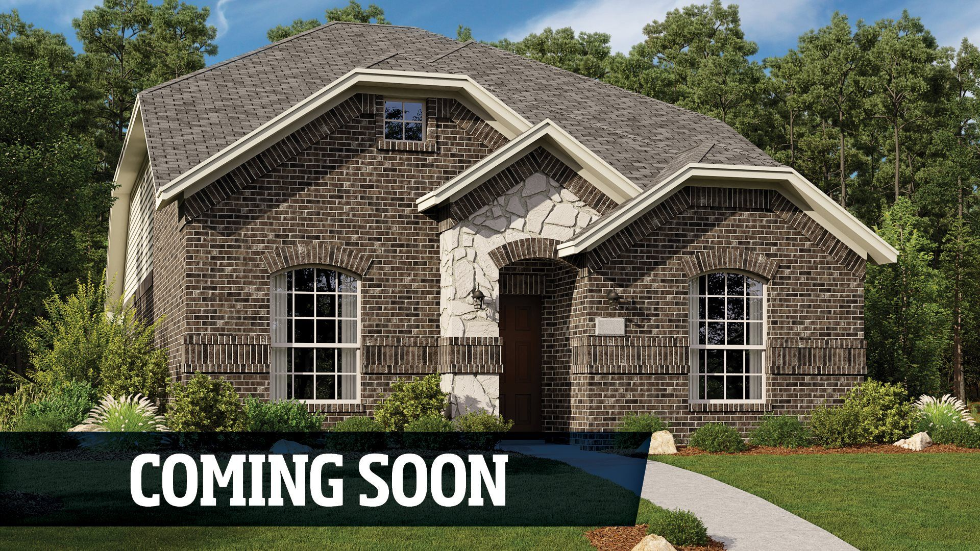 New Homes Coming Soon