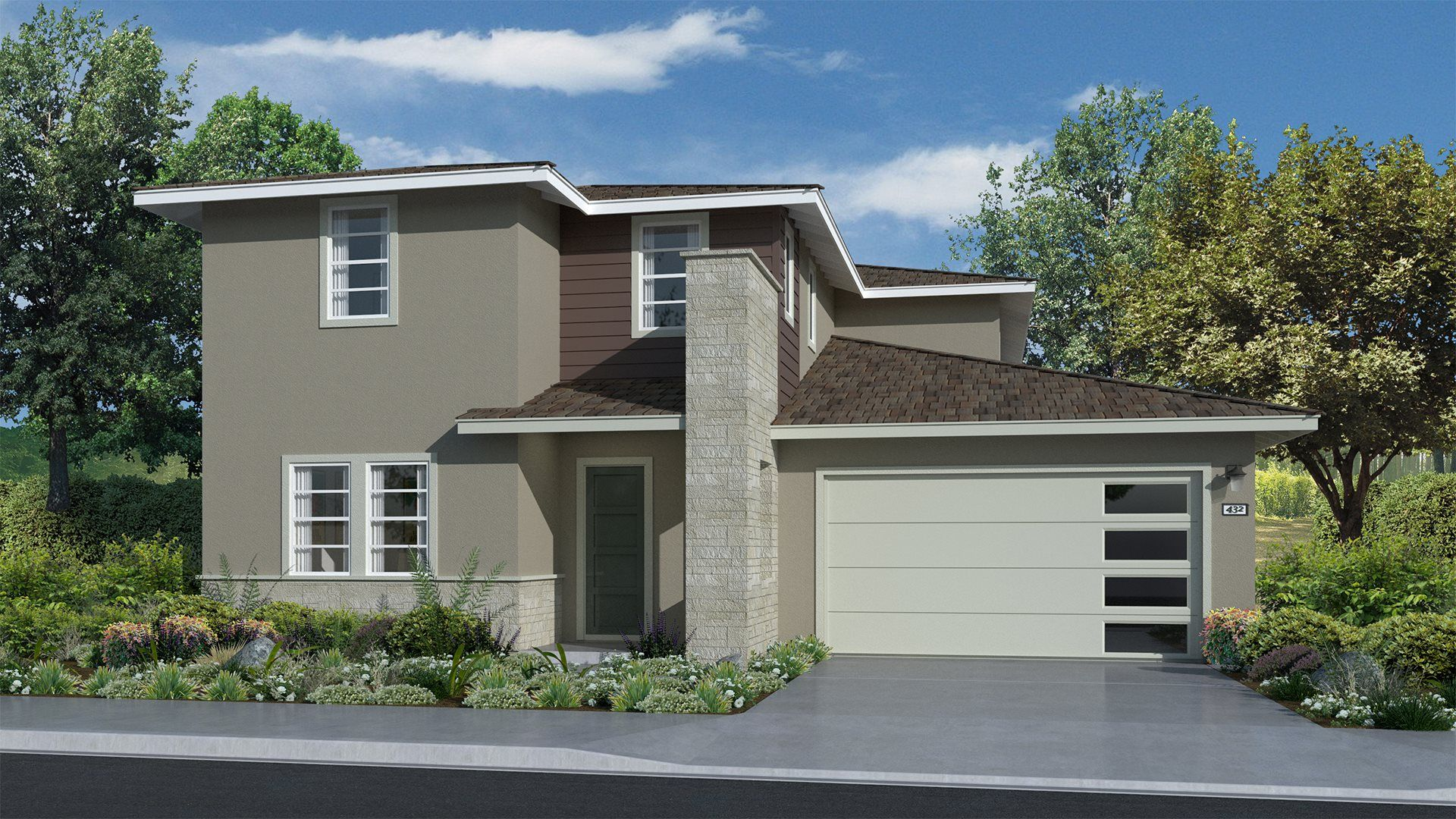 Residence 3276   Elevation A