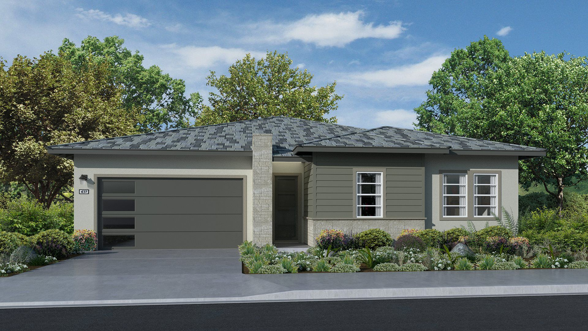 Residence 2508 | Elevation A
