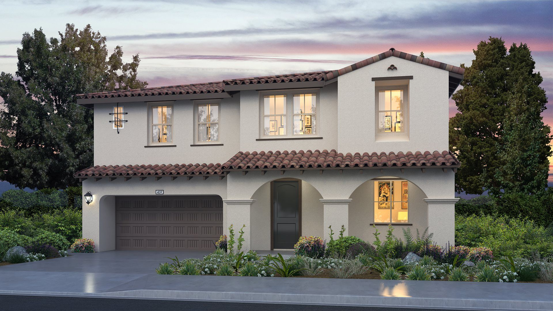 Everly at Parklane - Residence One A Exterior