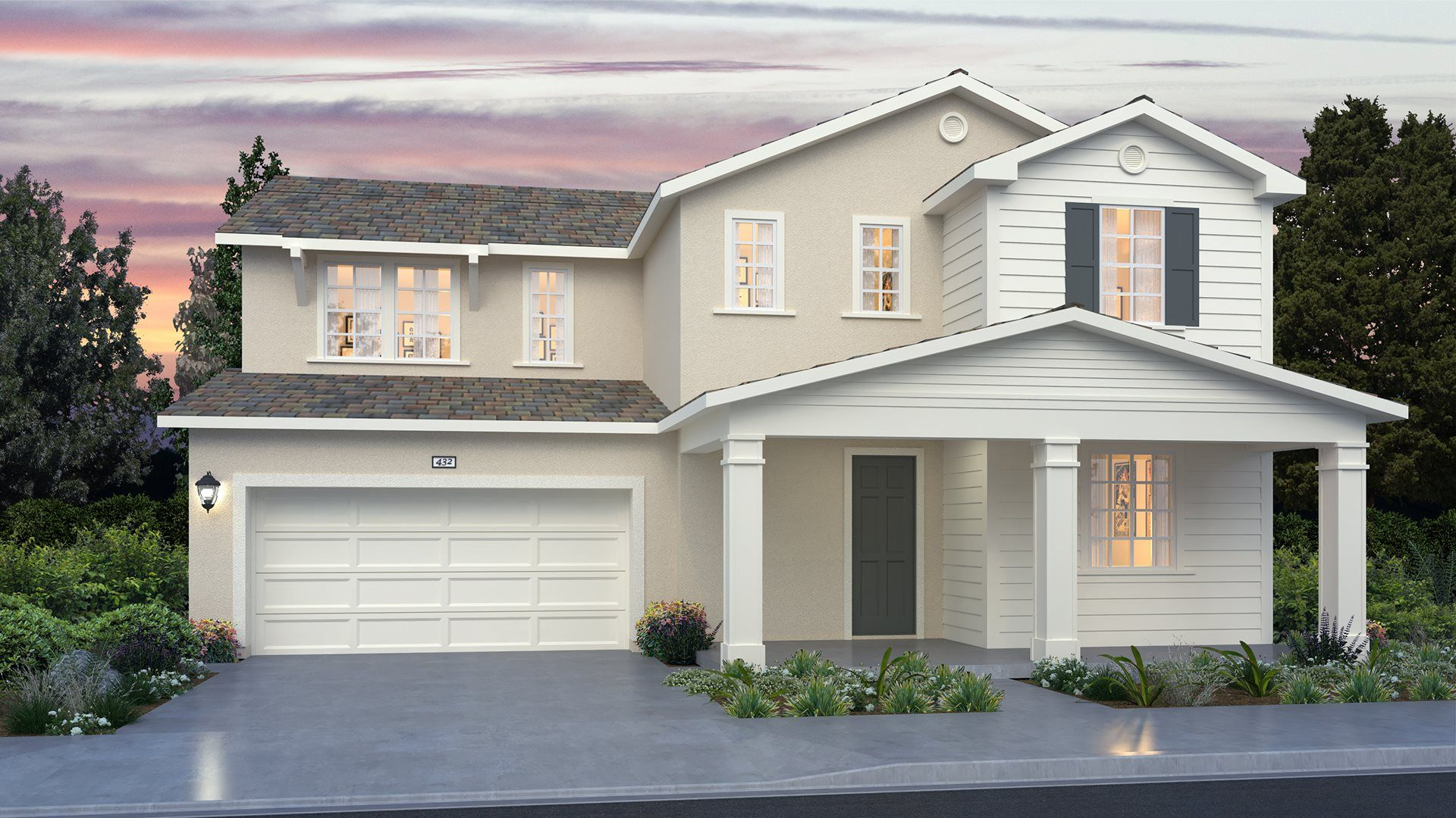 Everly at Parklane - 3339 Next Gen by Lennar C Ext