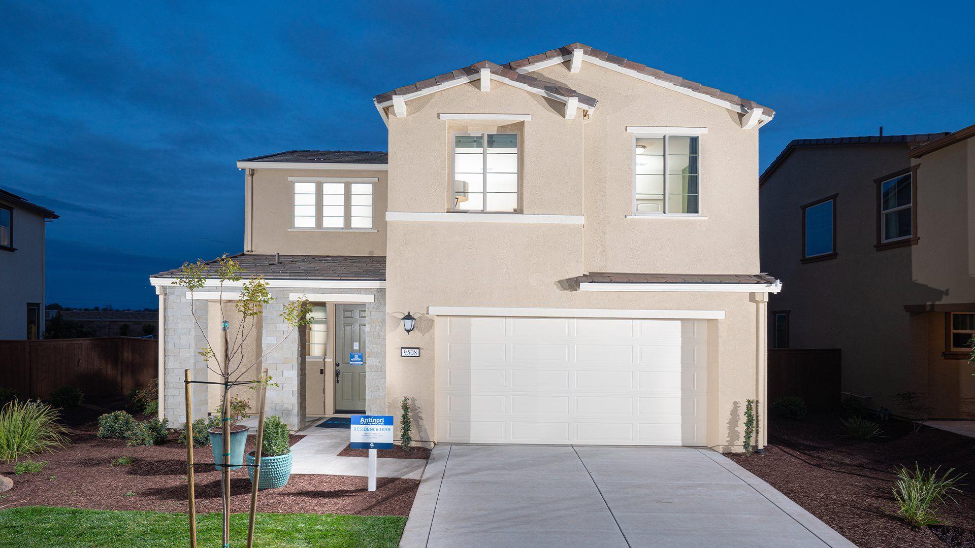 Residence 1638 | Model Home