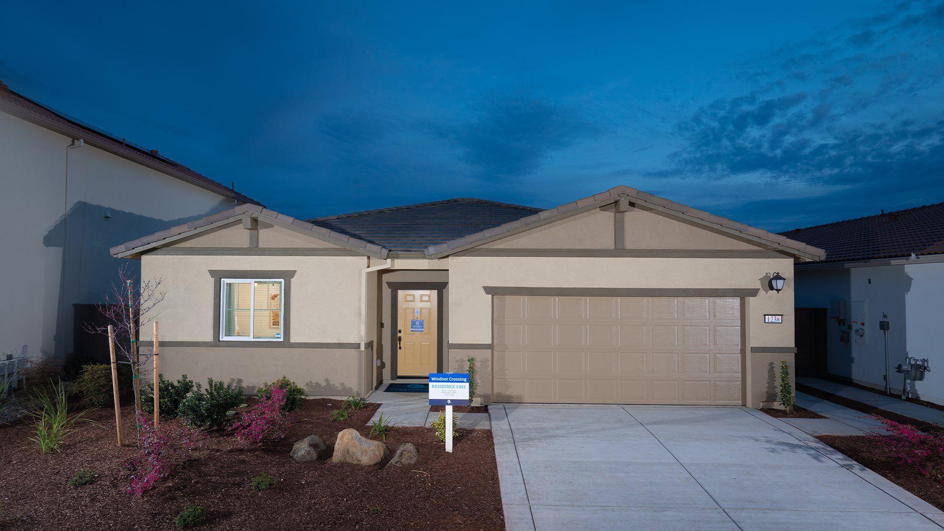 Residence 1951 | Model Home
