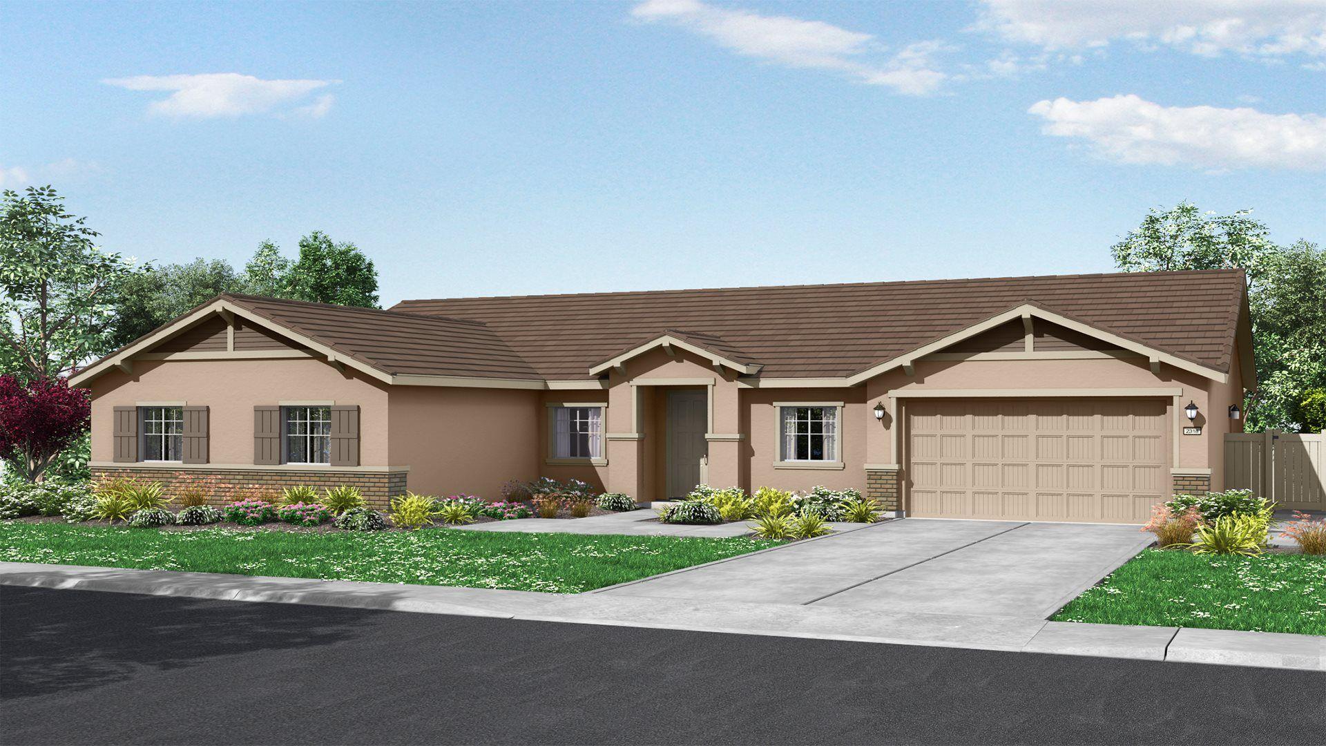 Residence 2318 | Elevation B