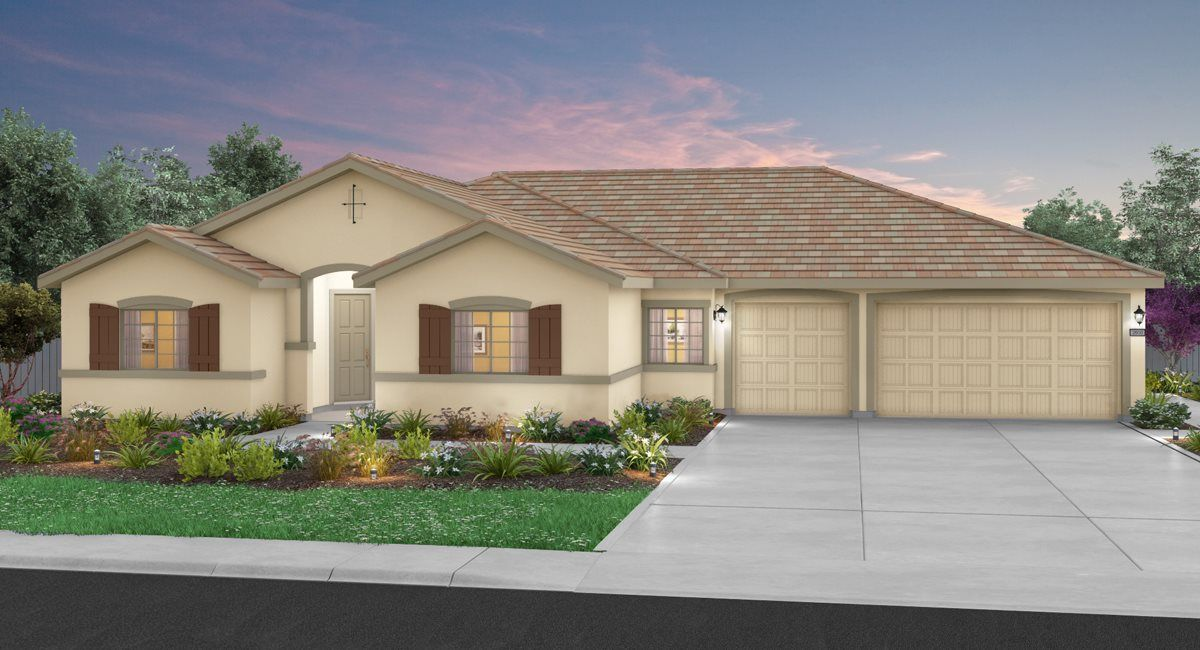 Residence 2600 | Elevation A