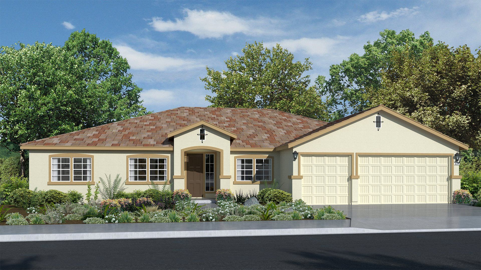 Residence 3005 | Elevation A