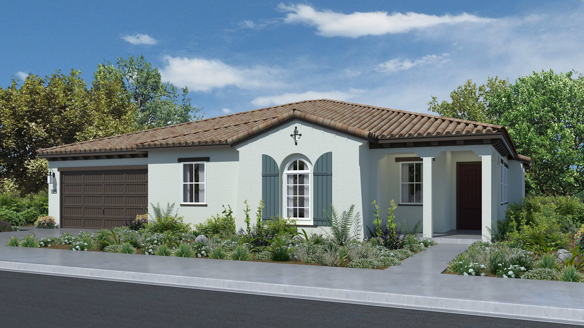 Residence 2527 | Elevation A