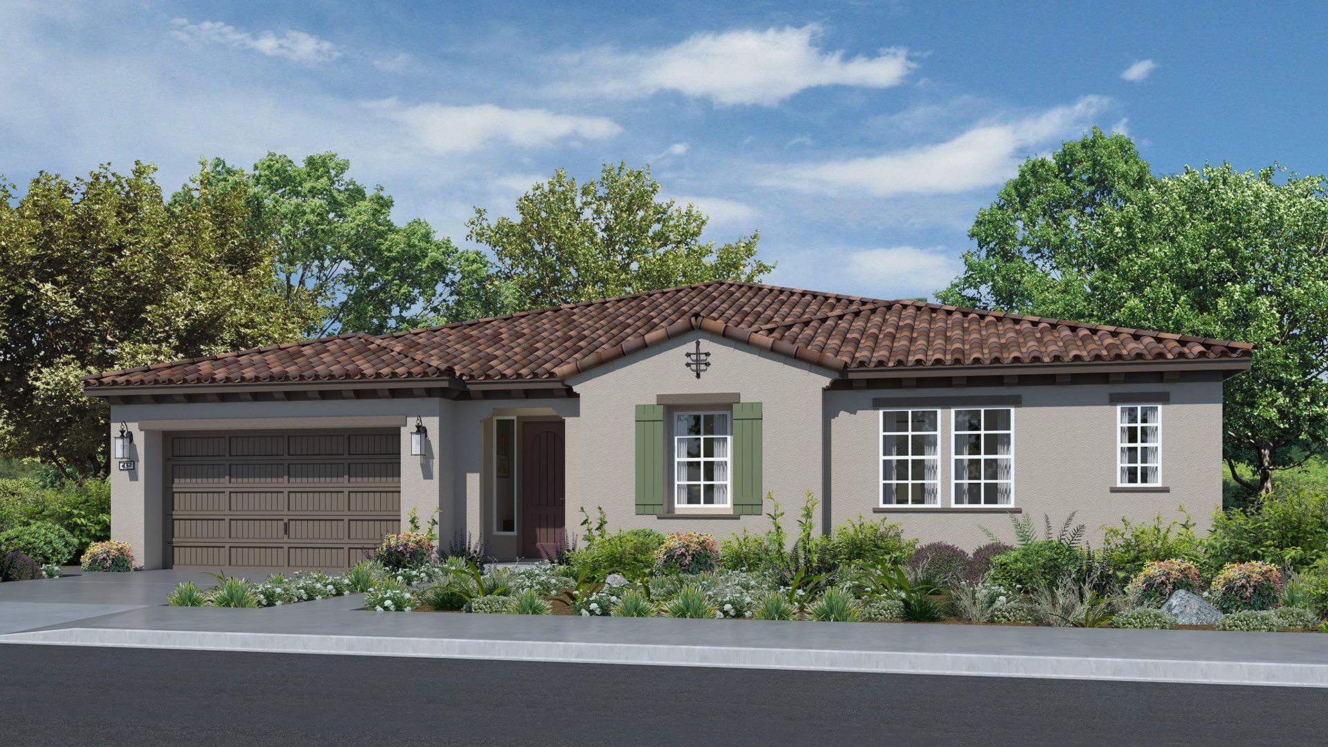 Residence 2888   Elevation A