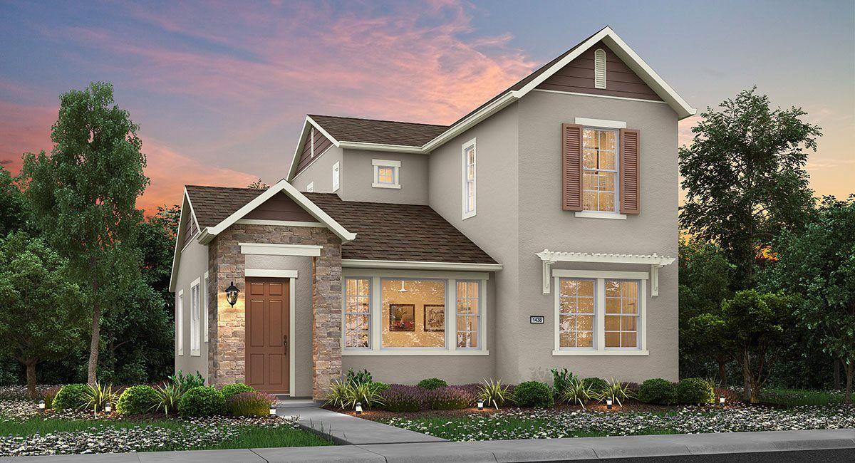 Residence 1438 | Elevation C