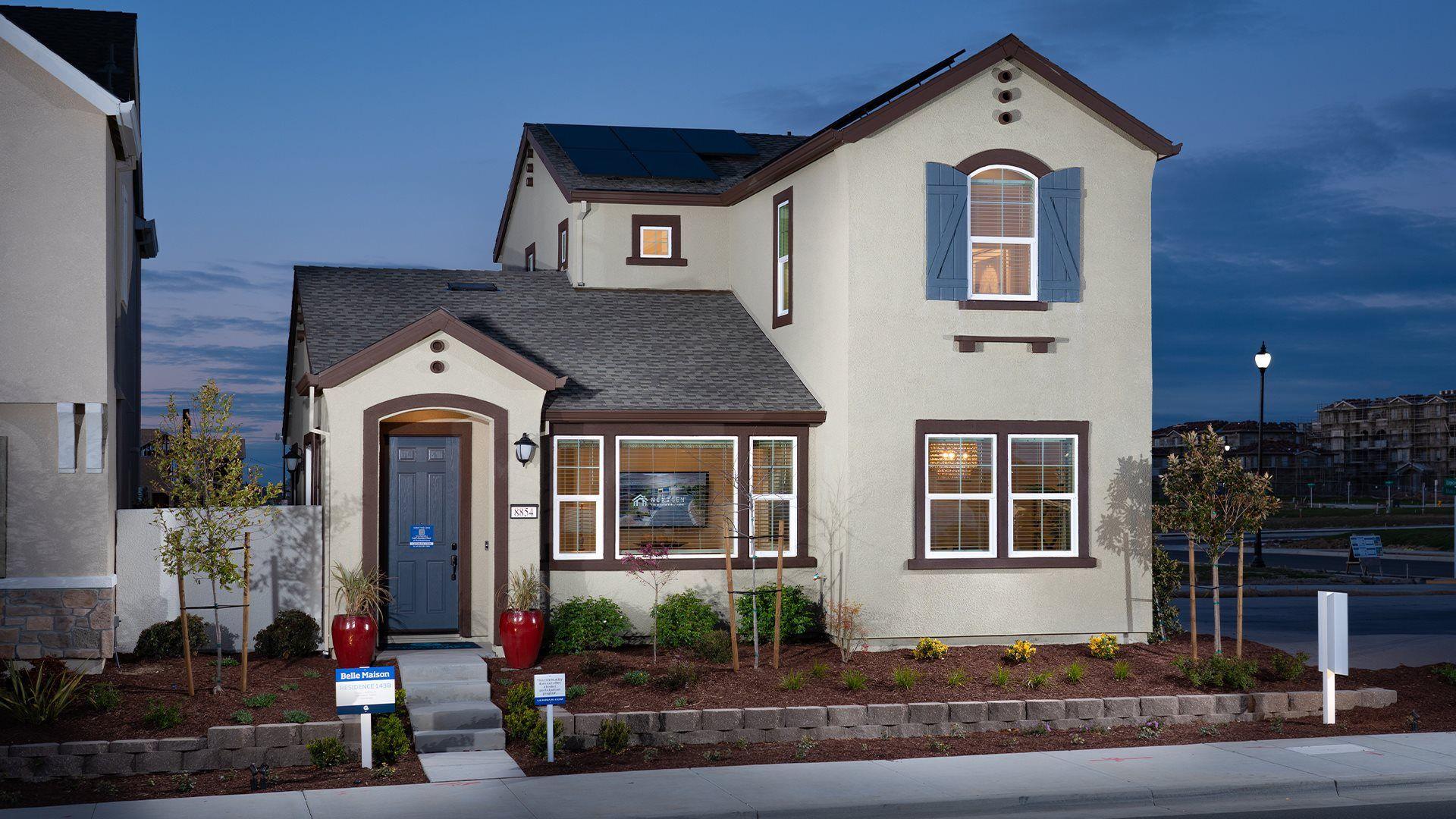 Residence 1438   Model Home