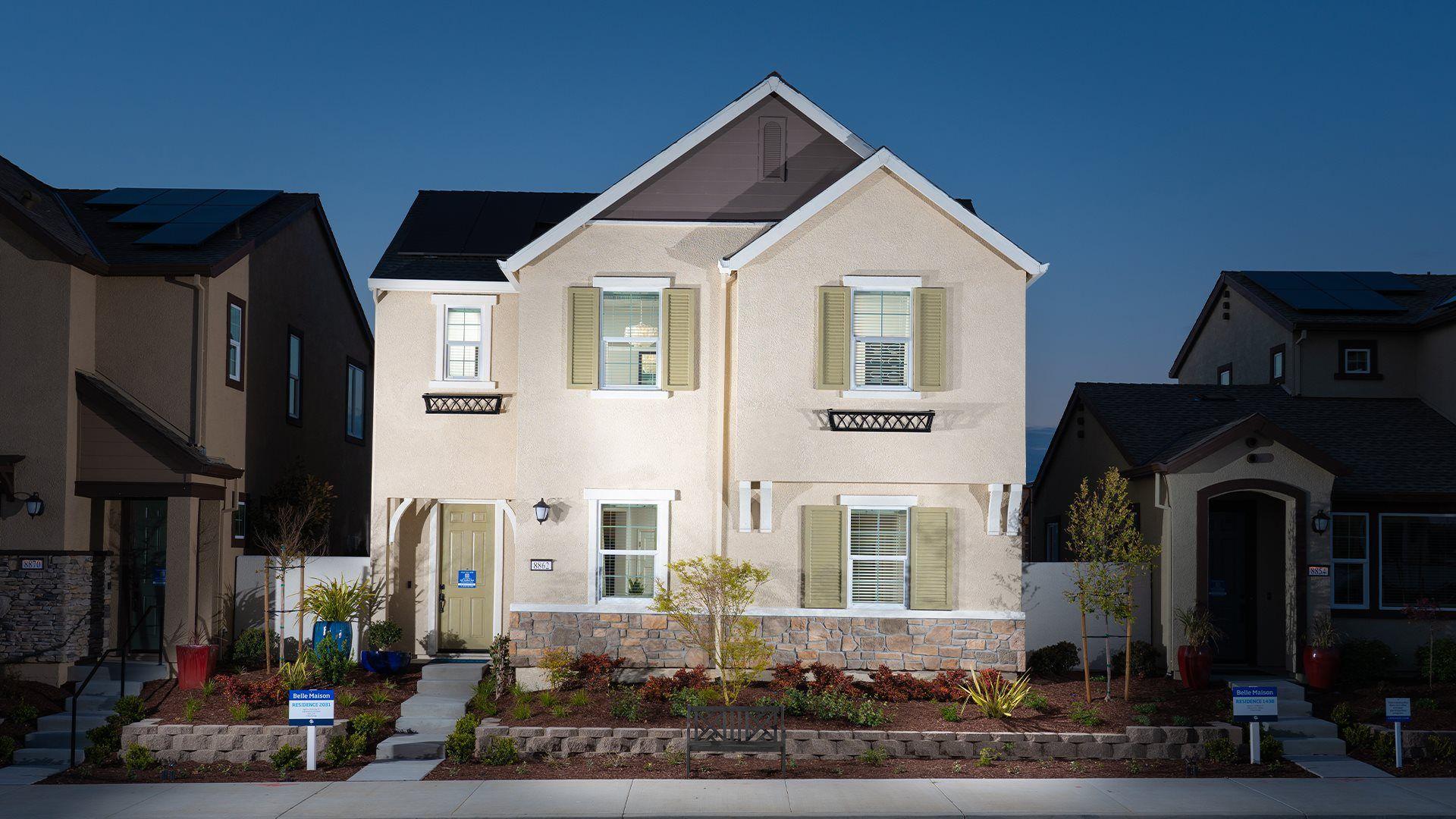 Residence 2031   Model Home