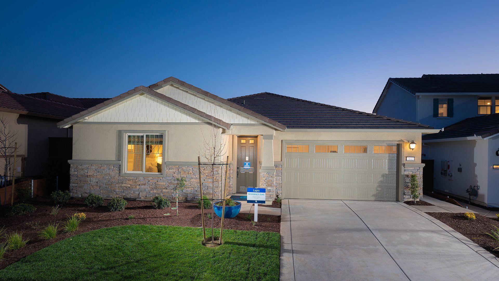 Residence 2145 | Model Home